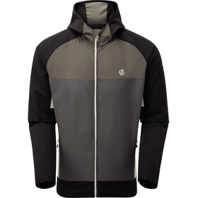 Dare 2b Aptile Softshell Jas Heren, ebony grey/black
